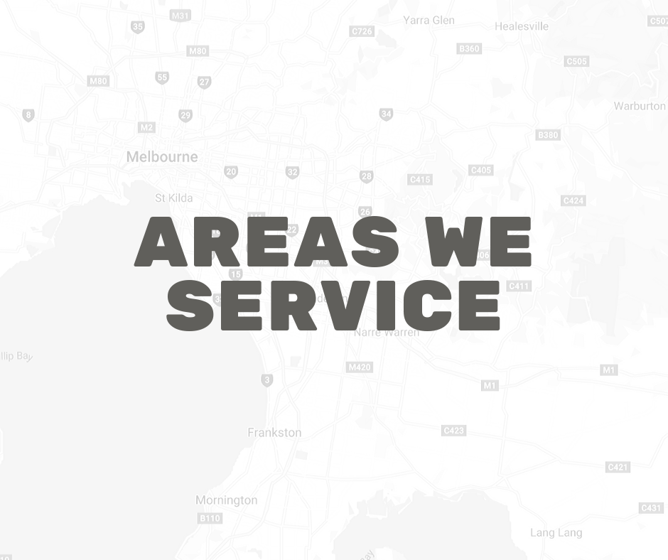 Areas of Melbourne that we provide document shredding services in